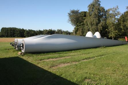 Wind-turbine spare parts for sale