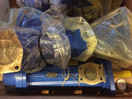 Oil pump Siemens SWT-3,6